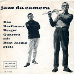 Jazz Da Camera - EP  JZ 7001, Recorded 1964